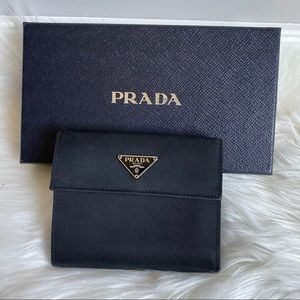 AUTHENTIC PRADA SHORTS WALLET